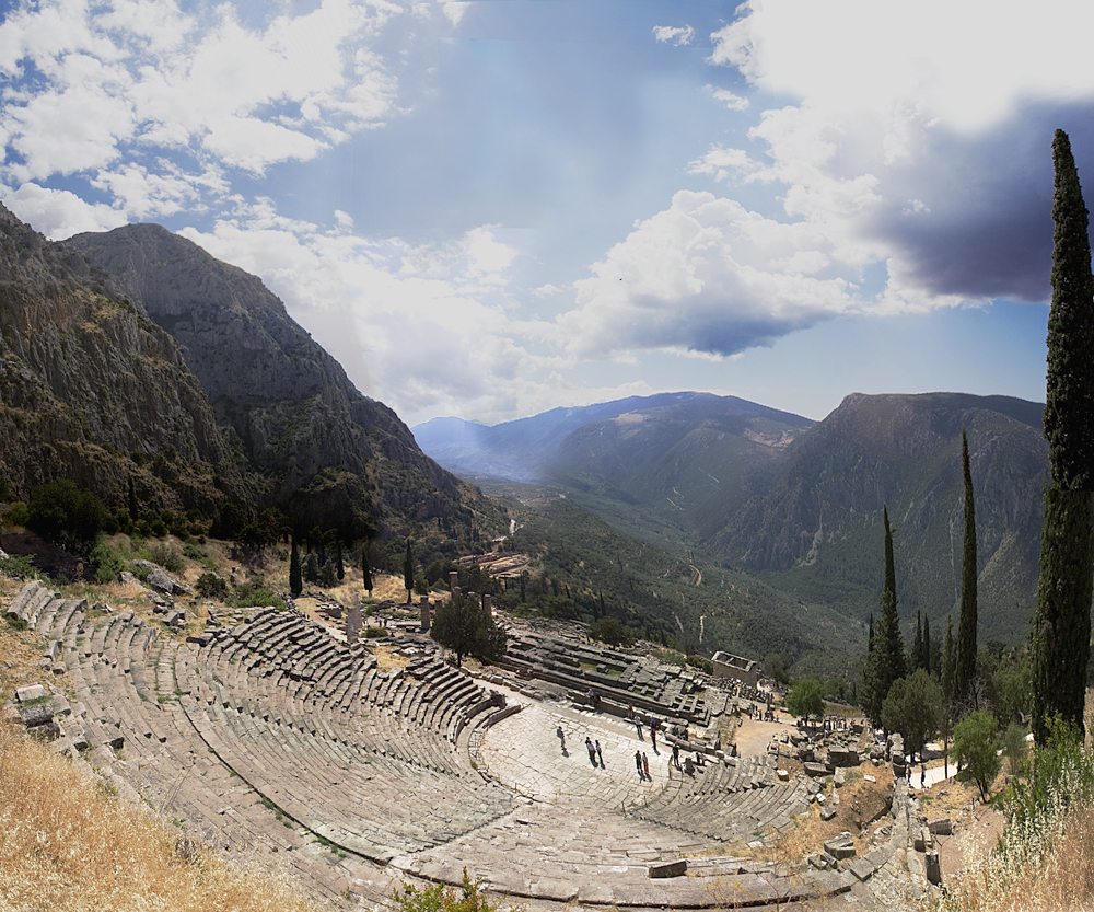 Argolis Olympia & Delphi