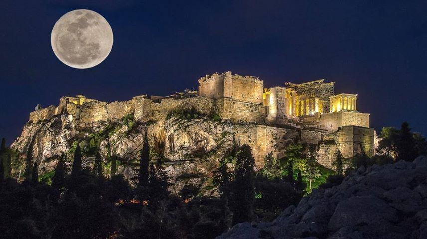 Full Day Athens Tour